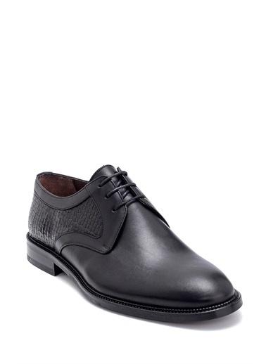 Derimod Erkek Ayakkabı(528) Klasik Siyah